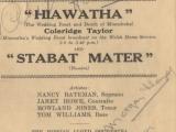 School Concert 17 May 1947 1