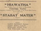 School Concert 17 May 1947 4