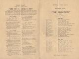 School Concert 25 May 1946 2
