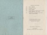 School Concert 8 May 1948 4